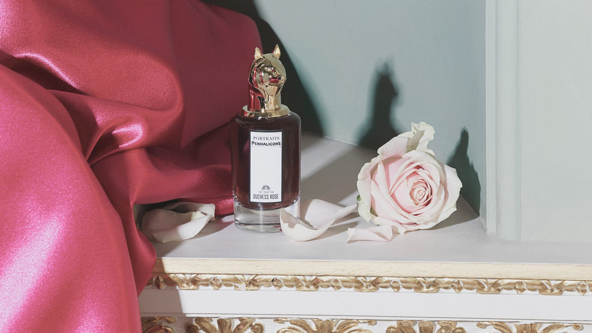 英格列斯设计师品牌香水,Penhaligons人物系列(Portraits):Duchess Rose